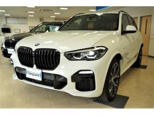 BMW X5 xDrive35d Mスポーツ サンルーフ ハーマンカードン