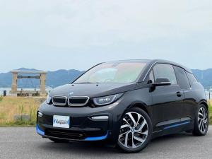 BMW i3 レンジ・エクステンダー装備車 プラスパッケージ サーマルマネジメントパッケージ 10.2インチワイドディスプレイ HDDナビ バックビューカメラ 19インチアルミ 衝突軽減ブレーキ クリアランスソナー シートヒーター 置くだけ充電