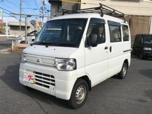三菱 ミニキャブバン CD ハイルーフ 4WD 5速MT ETC