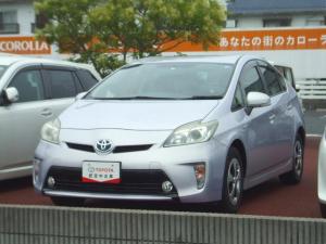 トヨタ プリウス S ナビ付 バックモニター HID 純正アルミ ETC