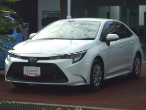 トヨタ カローラ G-X ETC バックモニター ディスプレイオーディオ
