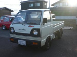 スズキ キャリイトラック ベースグレード 4WD リミテットスリップデフ 昭和車
