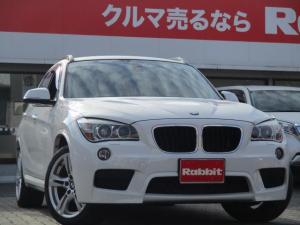 BMW X1 sDrive 20i Mスポーツ 純正ナビ 地デジ Rカメラ