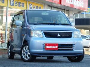 三菱 eKワゴン M 5MT 社外13AW 純正CD