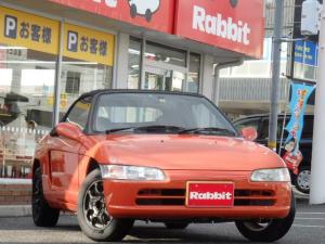 ホンダ ビート ベースグレード 社外ステアリング ミラー型ドライブレコーダー 社外CD 社外マフラー 色替え車(元色:フェスティバルレッド)
