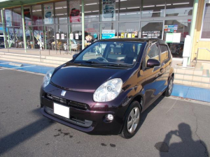 トヨタ パッソ プラスハナ スマートキー CD ABS エアバッグ