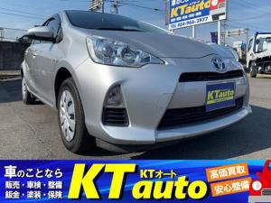 トヨタ アクア L  キーレス 純正CD ミラーウインカー ABS