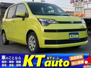 トヨタ スペイド F キーレス 電動スライド ETC
