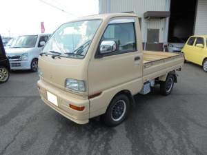 三菱 ミニキャブトラック  クラッチ新品 エアコン 4WD