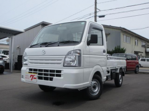 マツダ スクラムトラック KCエアコン・パワステ 4WD 5速MT 両席エアバッグ