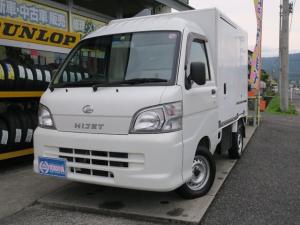 ダイハツ ハイゼットトラック  中温冷凍車FRP -7〜35℃ ☆4WD パワーウィンドウ