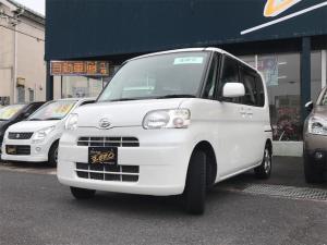 ダイハツ タント X 4WD スマートキー 14インチAW オートエアコン ベンチシート ABS