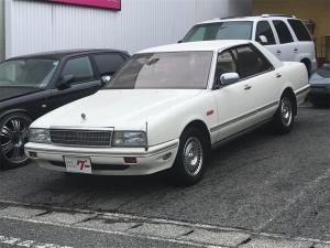 日産 グロリア・シーマ タイプII ワンオーナー ETC AW クルコン セダン エアサス