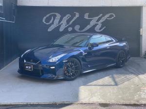 日産 GT-R プレミアムエディション ブラックレザーシート