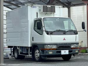 三菱ふそう キャンター 2t 冷凍車