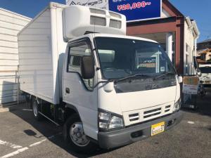 いすゞ エルフトラック 冷凍冷蔵車 スムーサーAT