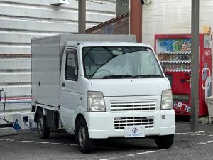 スズキ キャリイトラック 冷凍車 4WD オートマ エアコン パワステ
