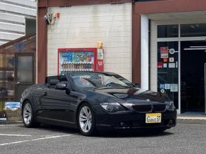 BMW 6シリーズ 650iカブリオレ