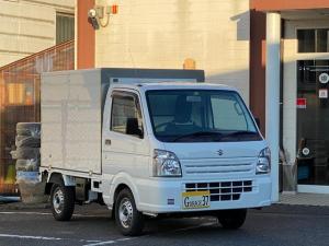 スズキ キャリイトラック KCスペシャル 冷凍車 -20℃〜+20℃ 4WD