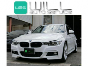 BMW 3シリーズ 320dブルーパフォーマンス ツーリング Mスポーツ ナビ Bluetooth接続 バックカメラ ETC クリアランスソナー 電動リアゲート 1オーナー オートライト