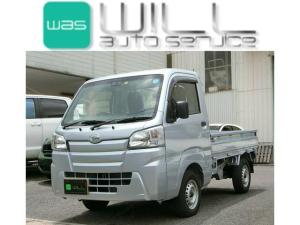 ダイハツ ハイゼットトラック スタンダードSAIIIt 4WD 4速AT スマアシ ABS
