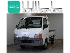 スバル サンバートラック TC パワステ付 AC エアバッグ パートタイム4WD