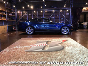 フォード マスタング V8 GTクーペプレミアム 正規ディーラー車