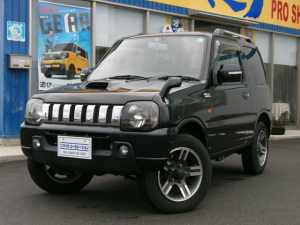 スズキ ジムニー ワイルドウインド 4WD ターボ Wエアバッグ ABS シートヒーター ミラーウインカー