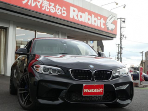BMW M2 ベース 黒レザー HDDナビ Bカメラ HID DSRC