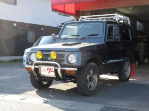 スズキ ジムニー ランドベンチャー 4WD オートマ エアコン ルーフキャリア