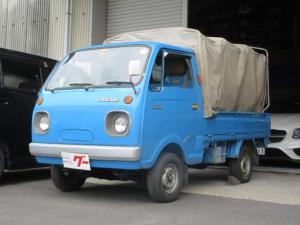 マツダ ポーターキャブ ベースグレード 4速MT 軽トラック 旧車