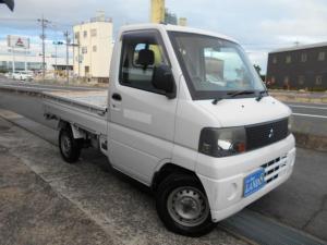 三菱 ミニキャブトラック  車検R3年9月 タイミングベルト交換済み ラジオ MT