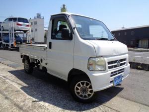 ホンダ アクティトラック アタック 4WD 車検R5年2月 タイミングベルト交換済