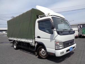 三菱ふそう キャンター  幌付車 最大積載量2000kg