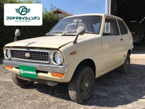 三菱 ミニカ 4速MT ラジオ 軽自動車 4人乗り ホワイト 360cc