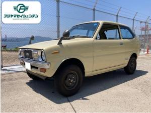 三菱 ミニカ 小判ナンバー F4 スーパーデラックス  4速MT ラジオ