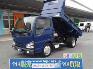 マツダ タイタントラック  フラットローダンプ 新明和製 3方開き積載2000Kg 格納ミラーエンジン4HL1型NOX適合HSA(坂道後退防止補助)
