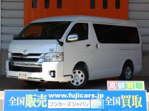 トヨタ ハイエースワゴン FOCS DS-Lスタイル アーバンブルーLEDヘッドライト