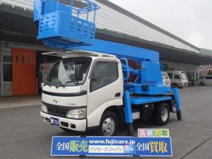 日野 デュトロ 高所作業車 アイチSSA12A