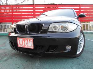 BMW 1シリーズ 116i Mスポーツパッケージ 禁煙車