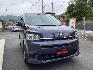 トヨタ ヴォクシー X Lエディション 純正メモリーナビ Bモニター ETC