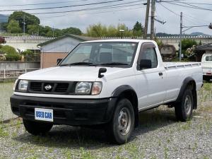 日産 ダットサントラック ロングDX 4WD ETC ホワイト MT