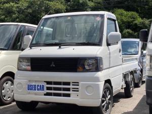 三菱 ミニキャブトラック  4WD AC AT 修復歴無