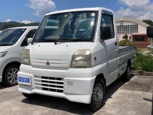 三菱 ミニキャブトラック TL 4WD AC AT 2名乗り