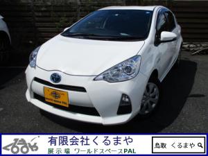 トヨタ アクア S エコモード EVモード ETC