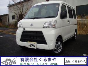 ダイハツ ハイゼットカーゴ DX SAIII 4WD
