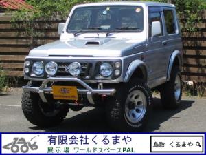 スズキ ジムニー ランドベンチャー 4WD オートマ リフトアップ MTタイヤ