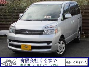 トヨタ ヴォクシー X 4WD キーレス ETC 電動格納式ドアミラー ナビ