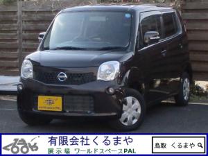 日産 モコ X プッシュスタートエンジン CD バックカメラ スマートキー