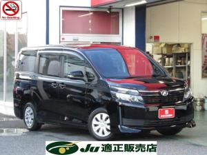 トヨタ ヴォクシー X /純正ワイドSDナビ/フルセグ/Bluetooth/バックカメラ/ビルトインETC/アイドリングストップ/オートLEDライト/オートミラー/パワースライドドア